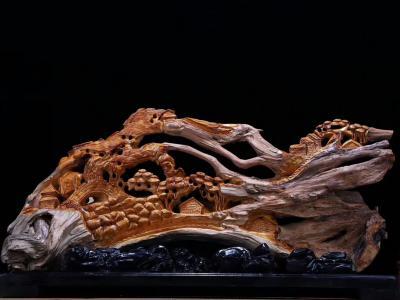 中國木雕常見十大選材