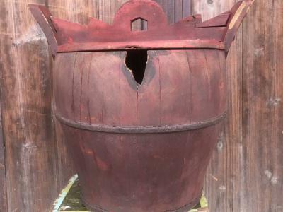 民宿茶鋪老茶桶