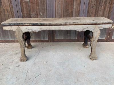 明式小長凳