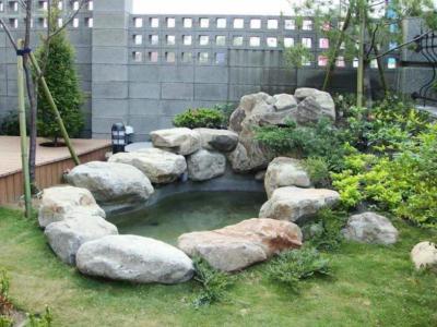 別墅庭院為什么不要鋪石過多