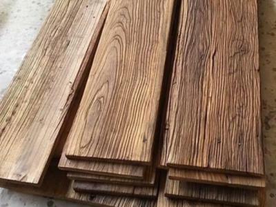 老榆木門板風化板材批發