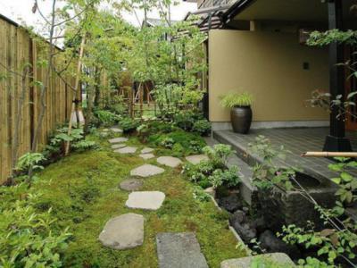 別墅花園裝修一般多少一平方