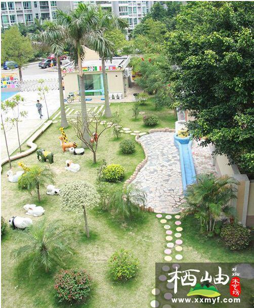 幼兒園戶外活動區