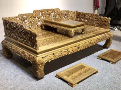 金絲楠木家具放在家里晦氣嗎?