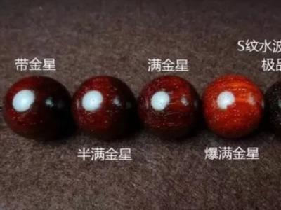 最常見珍貴木質手串的特性功效整理