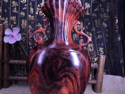 中式裝修風格必備的木雕工藝品