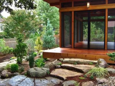 中式別墅園林景觀設計核心理念