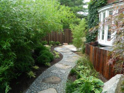 別墅庭院景觀綠色植物挑選