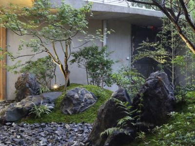 別墅庭院設計中風水綠植水池三大重點設計
