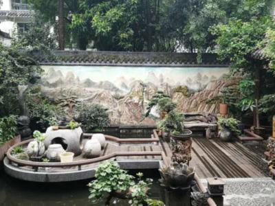 宋式別墅庭院景觀設計風格及設計方法