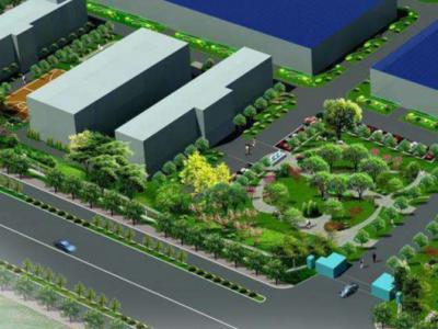 廠區綠化是營造良好生態的關鍵組成部分
