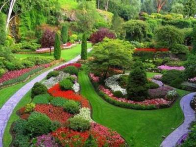 夏季是園林綠化養護的重要季節
