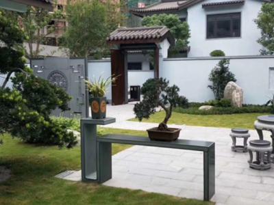 別墅庭院花園施工步驟詳解