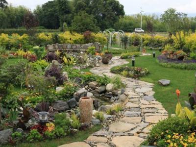 別墅花園的風水設計注意細節