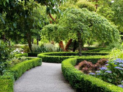 風景園林和景觀園林在設計上有什么不同