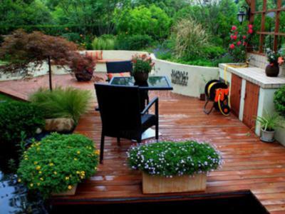 別墅花園景觀設計的理念與方法