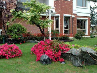 小型別墅庭院的景觀設計技巧