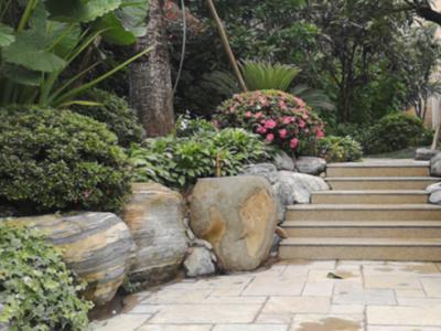 私家庭院景觀需要遵循以下原則