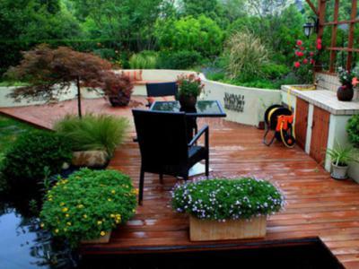 別墅庭院花園設計要點分享