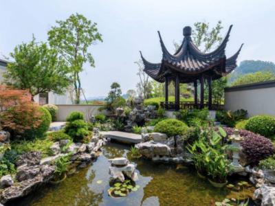 小區景觀設計的常見的六種風格