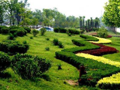 城市公園景觀設計規劃方案與原則