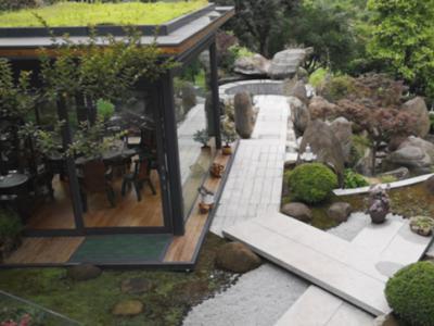 私家庭院景觀空間布局方法