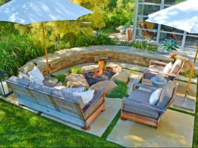 私家庭院景觀設計要注意的原則