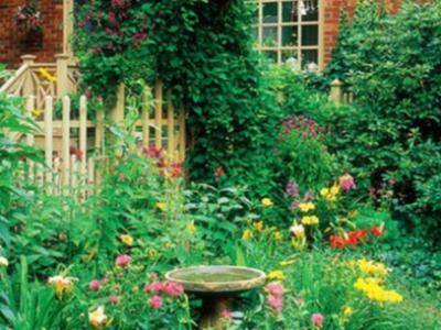 私家別墅花園景觀設計理念與方法