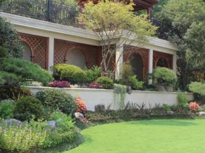 私家庭院景觀設計與施工方法
