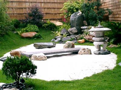 日式別墅景觀的風格要素介紹
