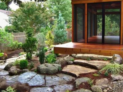 私家別墅庭院的三個景觀設計技巧