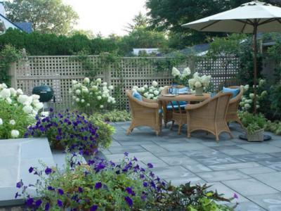 別墅庭院鋪裝設計的四大要素分享