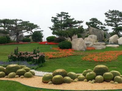 中國古典園林造園手法