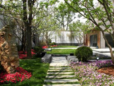 私家庭院小花園應有的設施