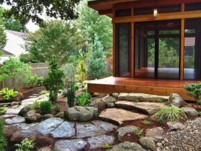 別墅庭院設計應該遵循哪些理念
