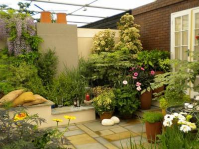 屋頂花園三大設計原則