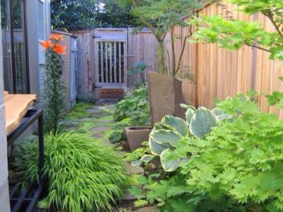 小庭院變身設計方案