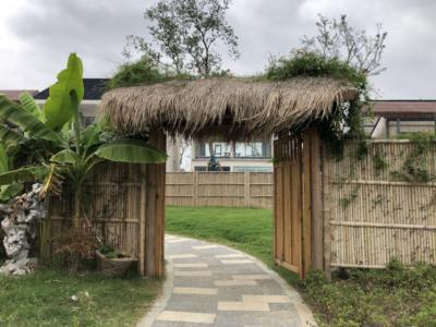 田園風格庭院綠化設計
