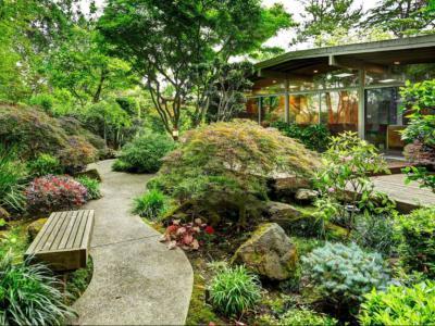 別墅庭院常見的三個功能分區