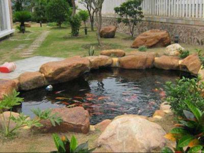 私家別墅魚池設計之五大風水禁忌